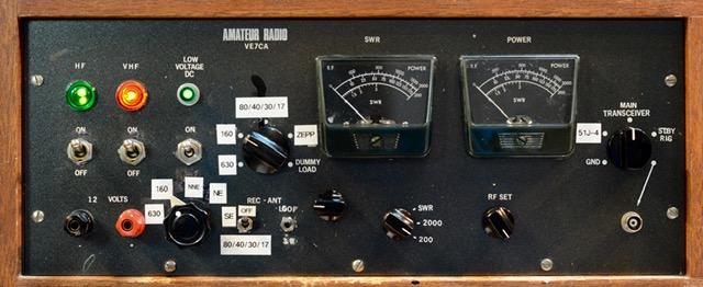 VE7CA -> Antennas -> Zepp and 630M